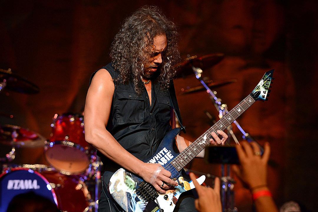 How Kirk Hammett Lost 250 New Metallica Riffs