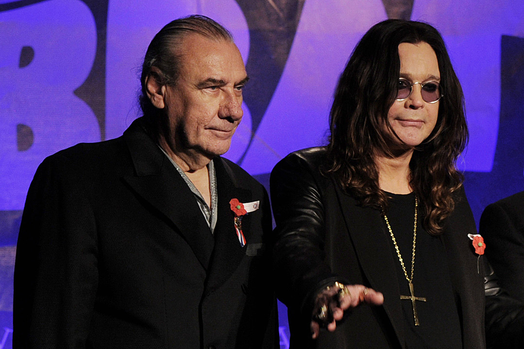 Bill Ward Ozzy Osbourne