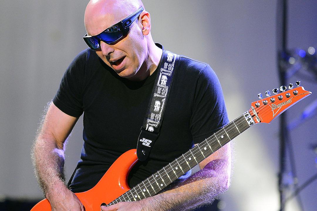 Joe Satriani Recruits Glenn Hughes and Chad Smith for New 'What Happens Next' Album