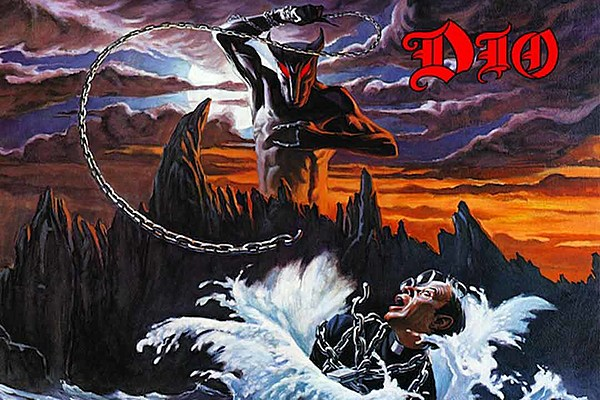 35 Years Ago: Dio Goes Solo on His Debut Album, 'Holy Diver'