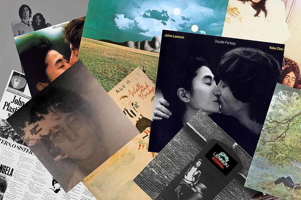 John Lennon Albums Ranked Worst To Best