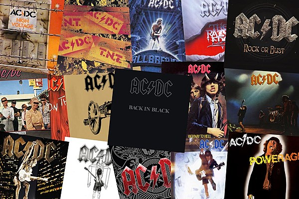 AC/DC Albums Ranked From Worst To Best – The Ultimate ...