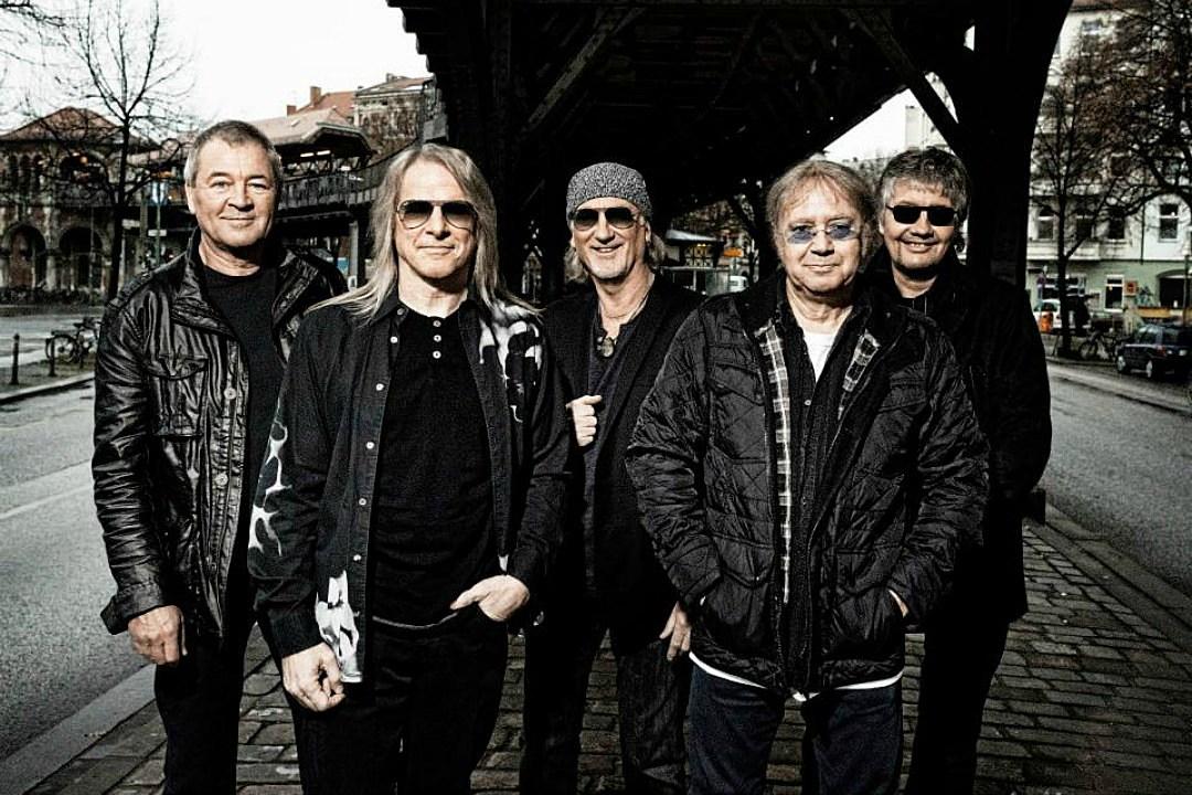 Deep Purple Fuel Retirement Rumors With 'Long Goodbye Tour' Announcement