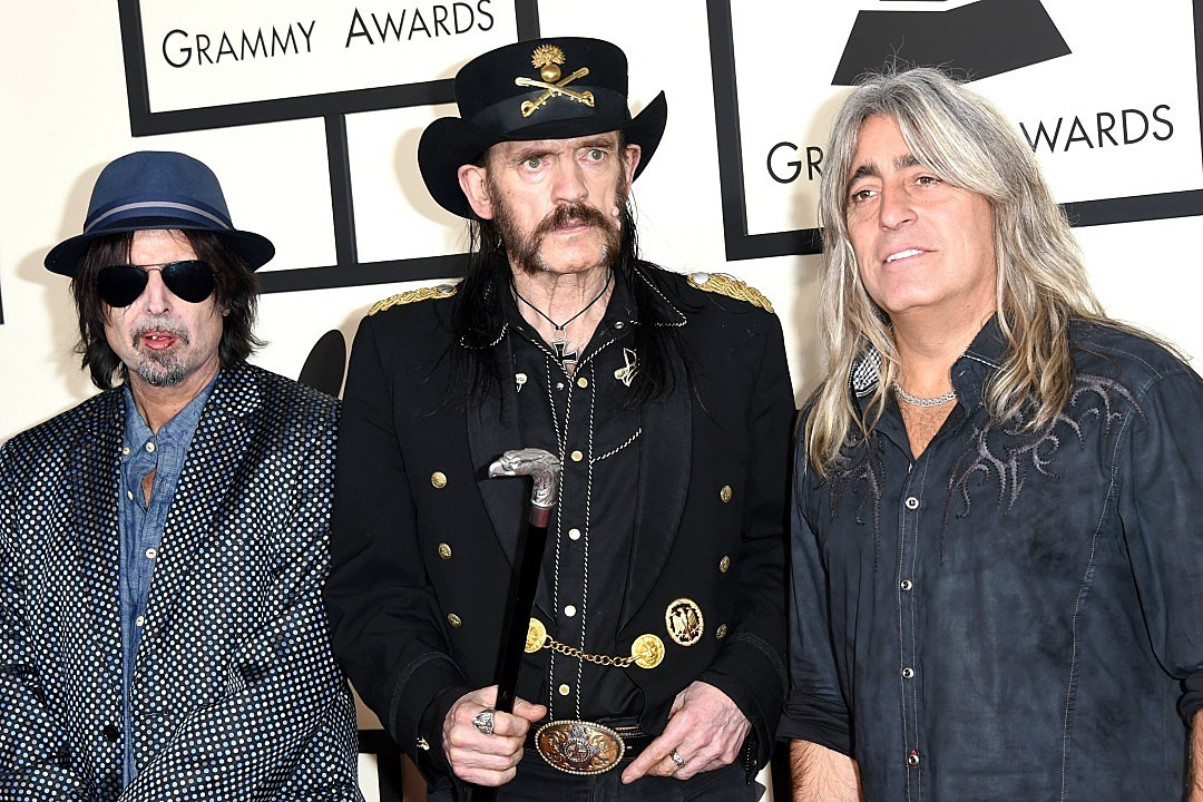 Motorhead's Campbell, Dee Skipped in Rock Hall Nomination: 'Pure Wrong'
