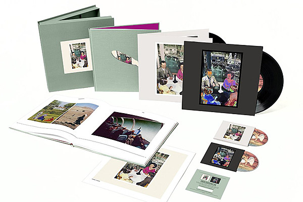 Led Zeppelin Remasters Presence In Through The Out