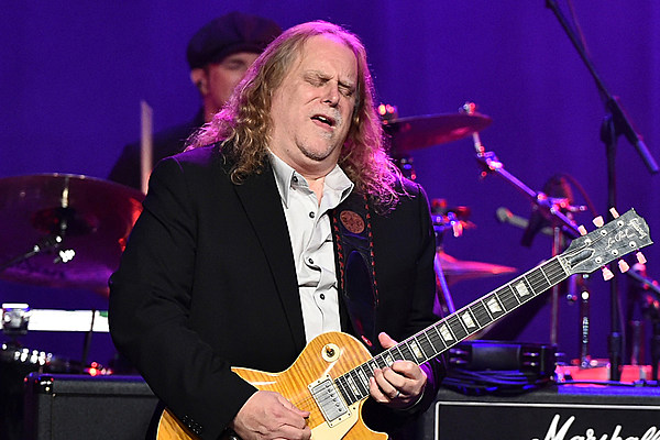 That time Warren Haynes told me that his Allman Brothers ...  Warren Haynes Allman Brothers