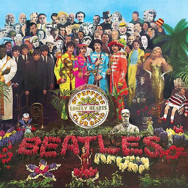 2. 'Sgt. Pepper's Lonely Hearts Club Band' (1967)