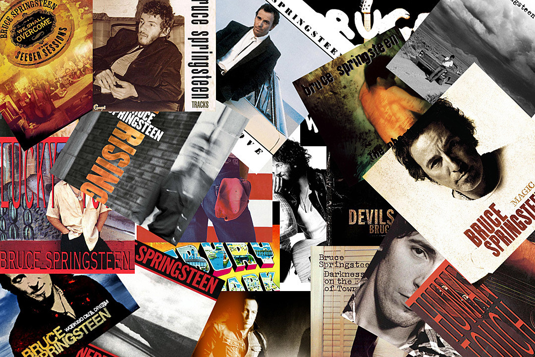 bruce springsteen albums ranked worst to best - Bruce Springsteen Christmas Album