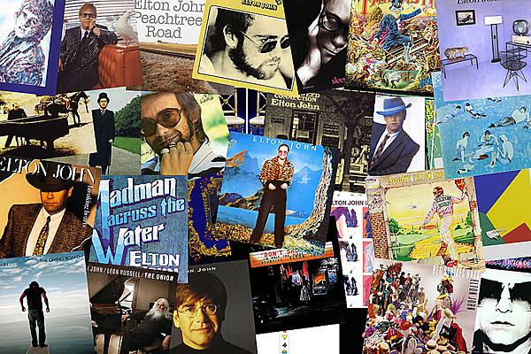Elton John Albums Ranked Worst To Best