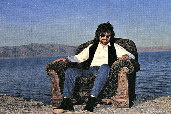 25 Years Ago Jeff Lynne Releases His Debut Solo Album