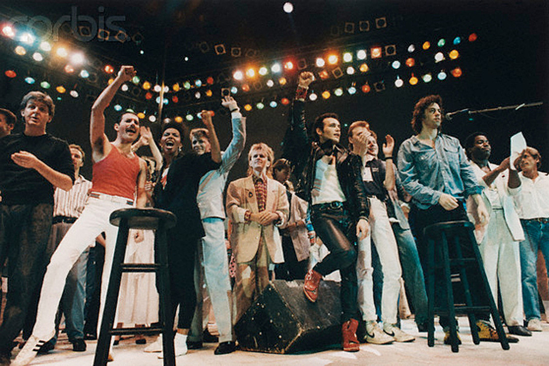 Image result for live aid
