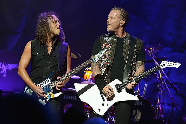 One Metallica Tribute Band Tour