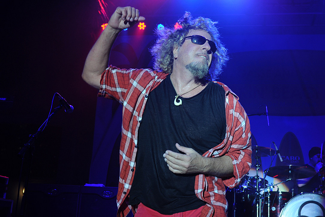 Sammy Hagar Announces New Fall Tour With the Circle