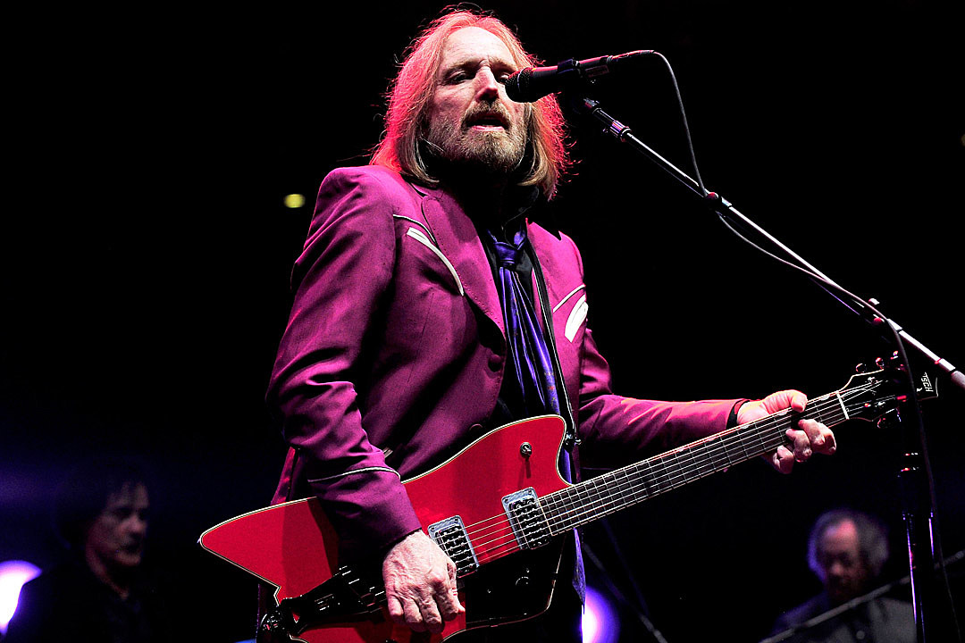 Tom Petty's Cause of Death Revealed: Accidental Pain Medication Overdose