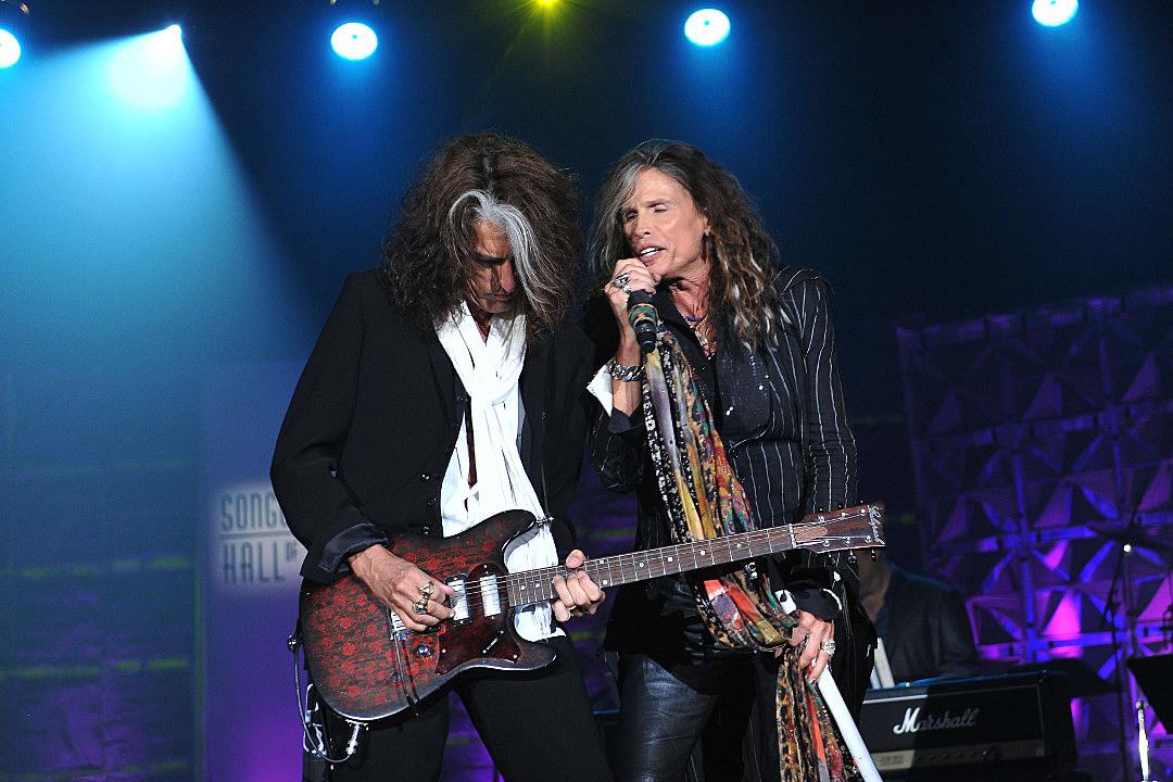 Aerosmith Postpone American Tour Plans to Work on New Album
