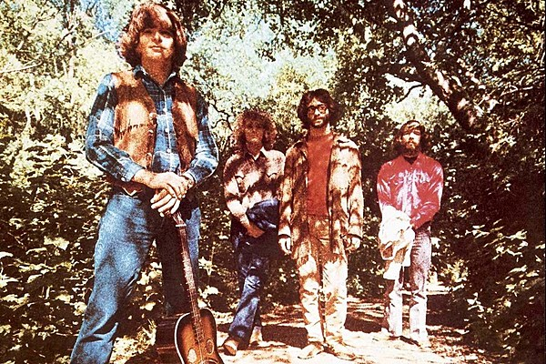 How Creedence Found Their Musical Center With Green River