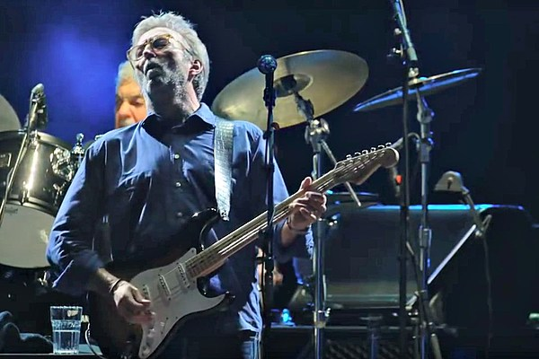 Eric Clapton Talks New Album: 'I Kind of Might Be Saying Goodbye' - 96.3 KKLZ
