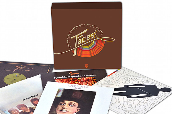 Win The Faces New Career Spanning Box Set