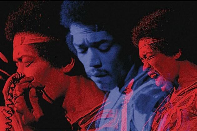 Jimi Hendrix S Atlanta Pop Festival Performance Captured