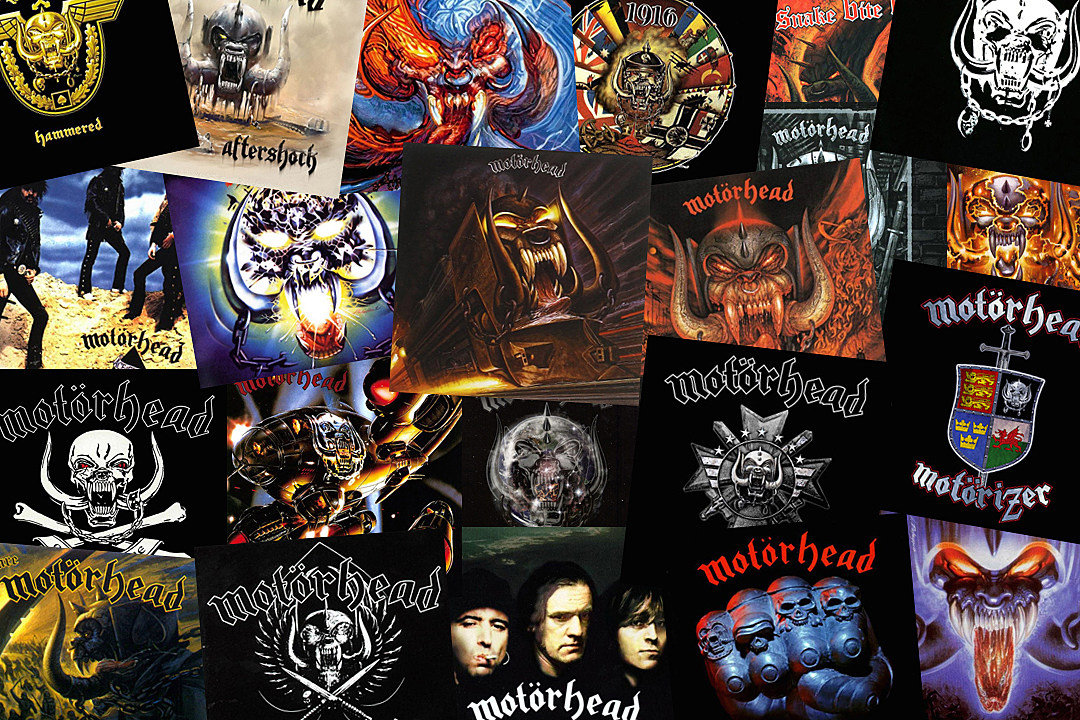 motorhead albums ranked worst to best