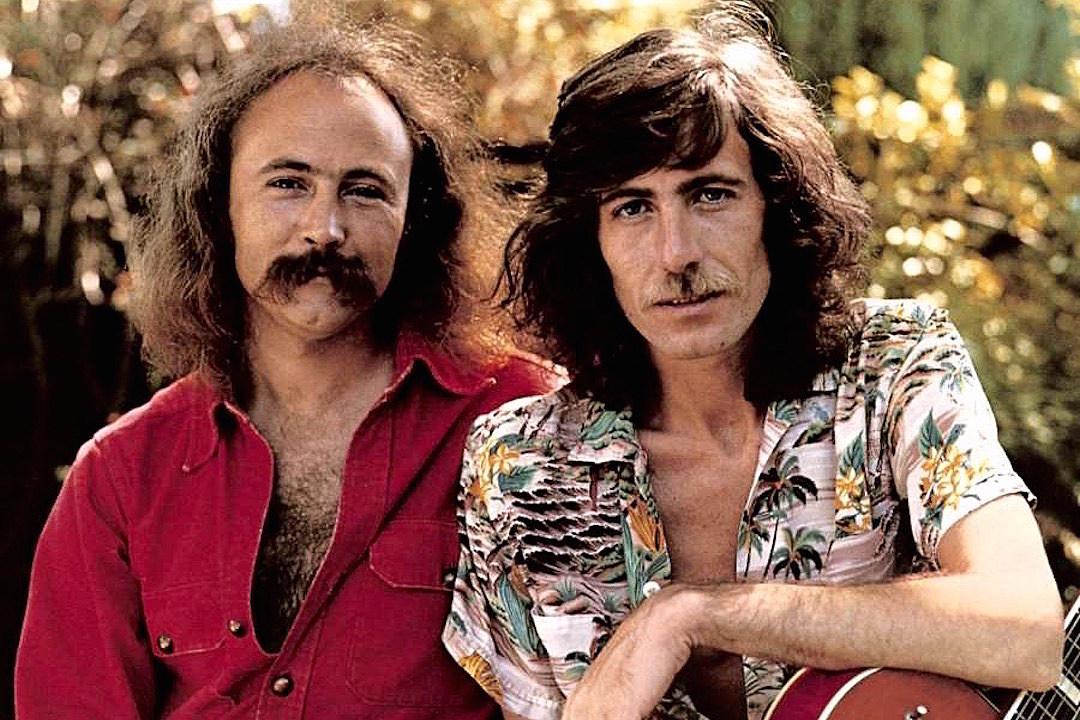 40 Years Ago David Crosby and Graham