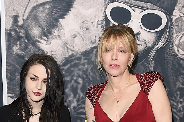 gallery for courtney love and kurt cobain wedding