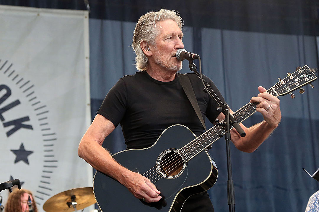 Roger Waters Unveils Track Listing for New Album,