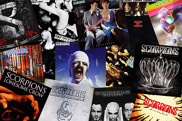 Scorpions Albums Ranked Worst To Best