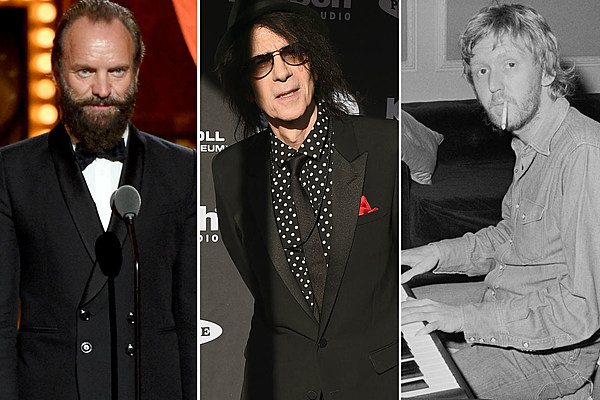 Is This the Year Sting, the J. Geils Band and Harry Nilsson Get Into the Rock and Roll Hall of Fame?