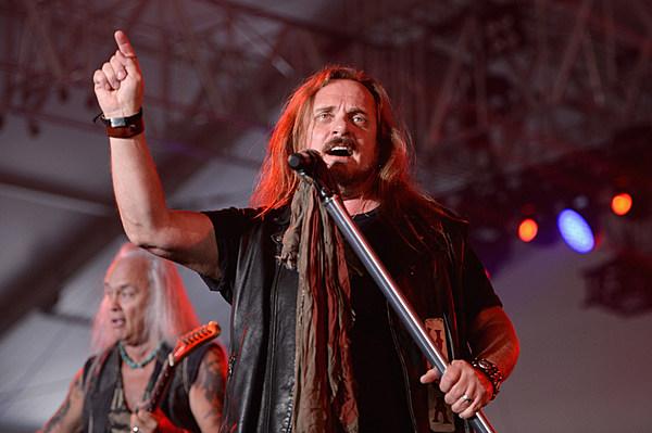 Lynyrd Skynyrds Johnny Van Zant Discusses New Live