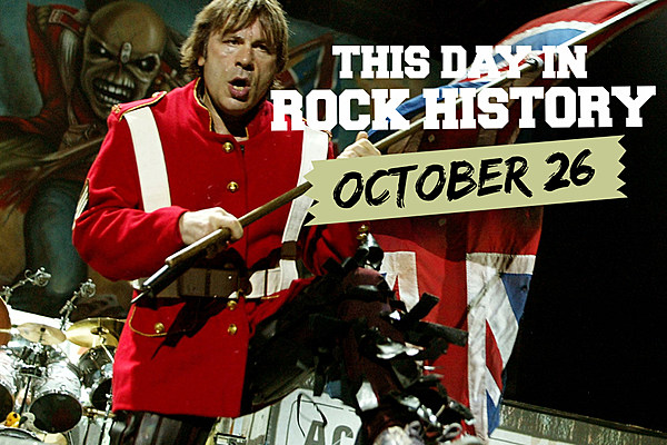 Day history october 26 celebrity