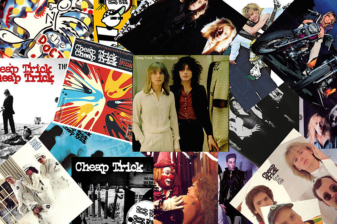 cheap trick albums ranked worst to best