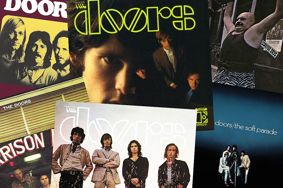 The Doors Albums Ranked Worst to Best