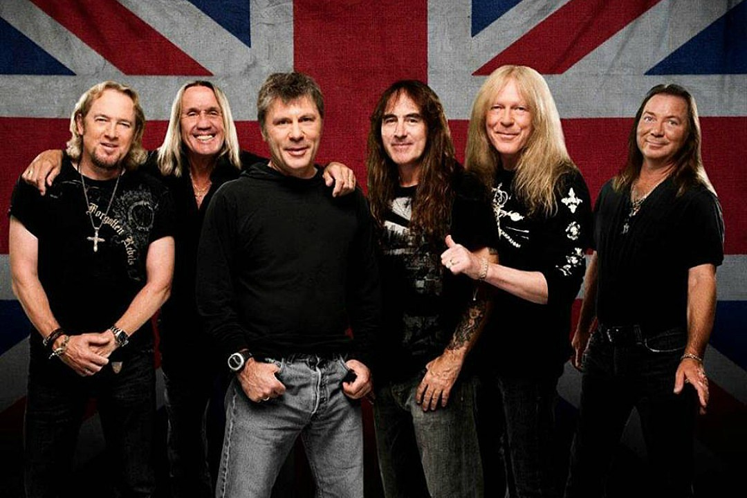 Iron Maiden Embroiled in Songwriting Credit Dispute