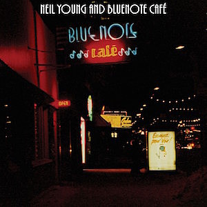Neil Young Announces New Performance Series Album
