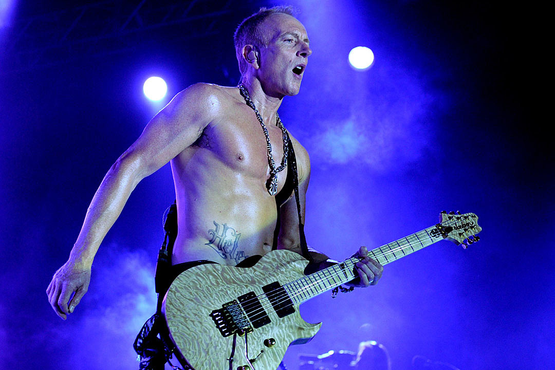 Phil Collen Says Def Leppard Tour With Tesla and Poison Will Honor Each Band