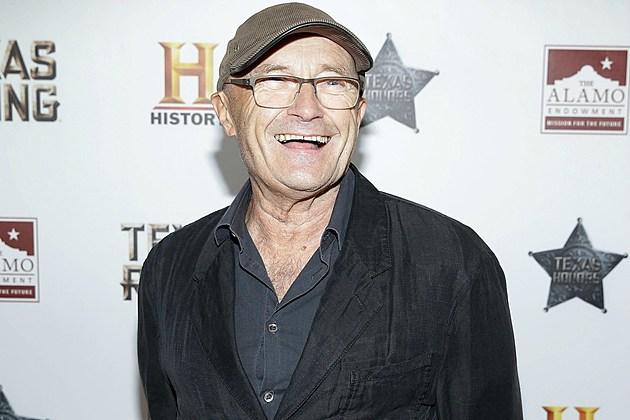 Phil Collins Plans New Music, Mulls Tour: 'I Am No Longer ...