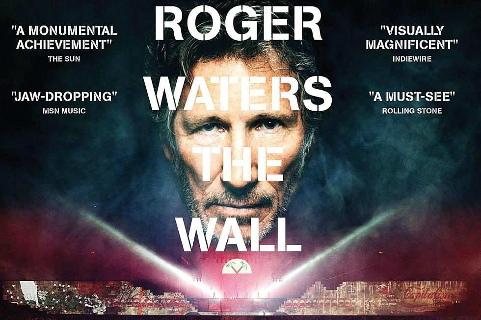 Roger Waters The Wall\' Schedules DVD/Blu-ray Release