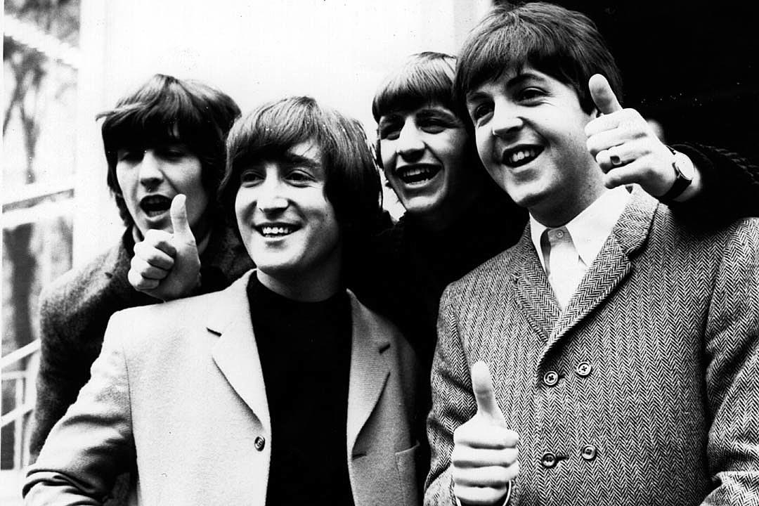 Jubilant Beatles