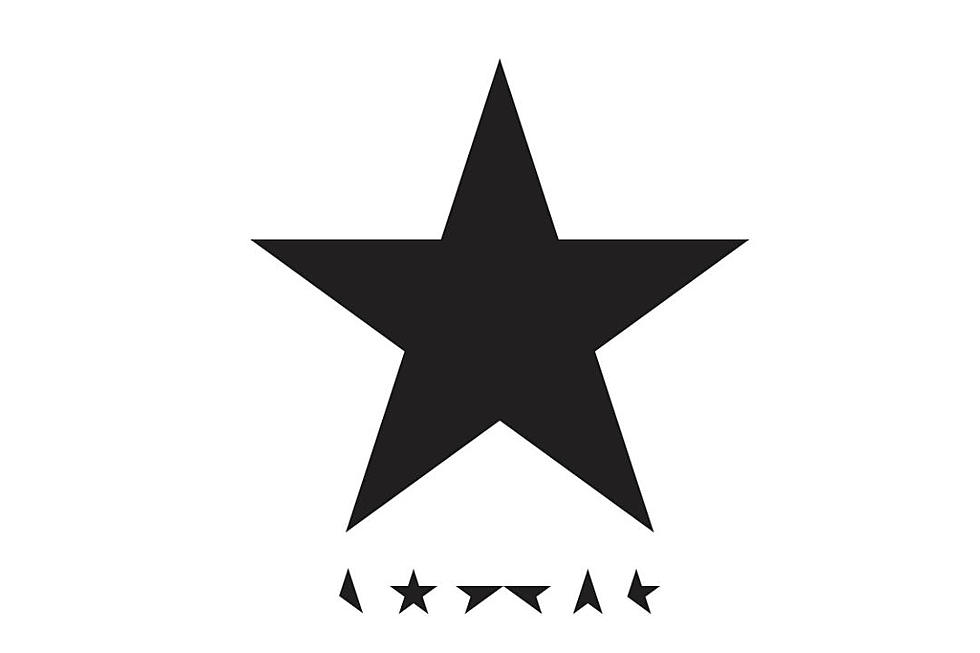 David Bowie Designer Explains Blackstar Album Artwork