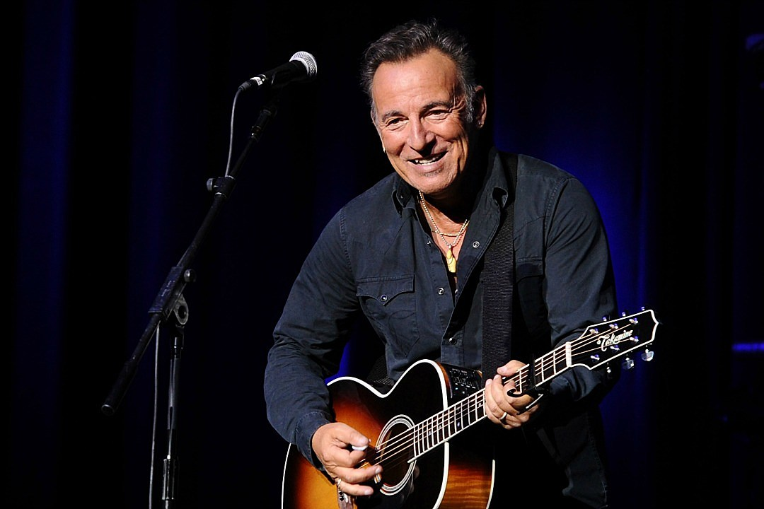 Bruce Springsteen to Wrap Up Book Tour in Cambridge