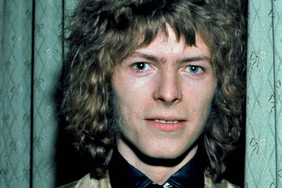 Lyric david bowie word on a wing lyrics : The Day David Bowie Became David Bowie on 'The Man Who Sold the World'
