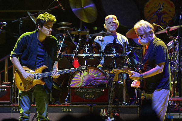 Dead and company john mayer play madison square garden videos setlist for Dead and company madison square garden