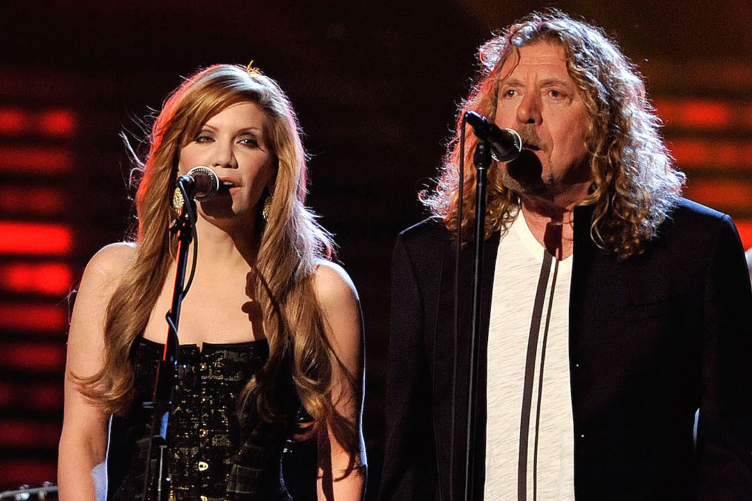 Hear Robert Plant's Long-Awaited New Song with Alison Krauss