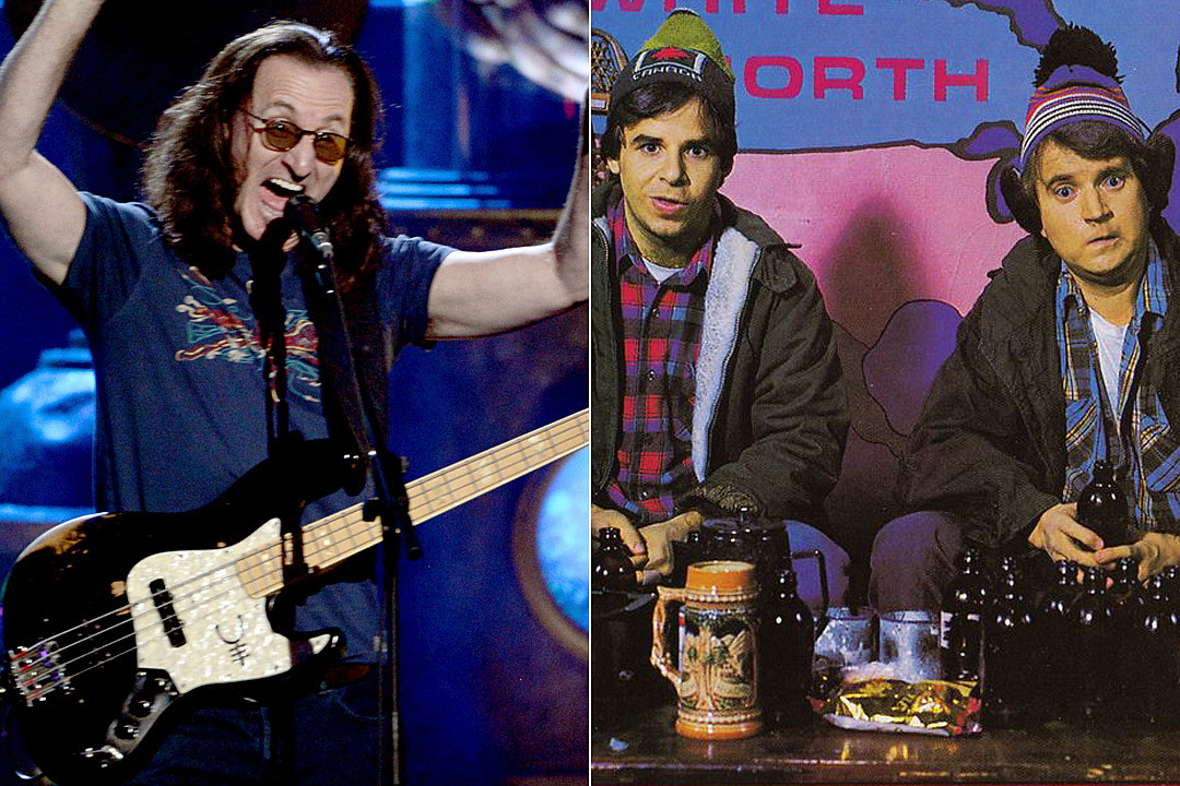 Geddy Lee Looks Back on His Cameo on Bob and Doug McKenzie's 'Take ...