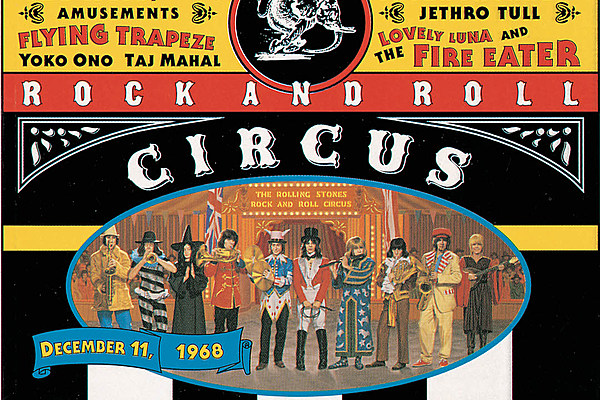 The Story Of The Rolling Stones Rock And Roll Circus