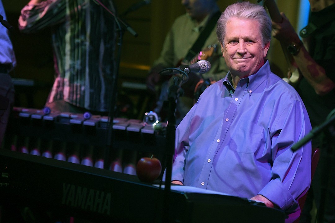 Brian Wilson's High School 'F' Switched to 'A'