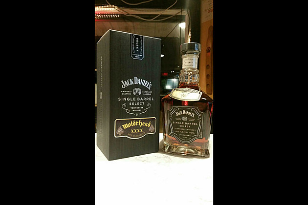 Jack Daniel 39 S Announces Limited Edition Motorhead Whiskey
