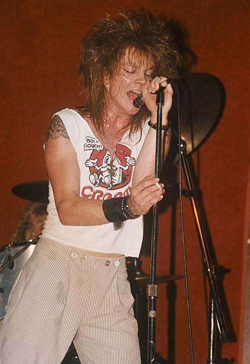 Axl Rose 1996