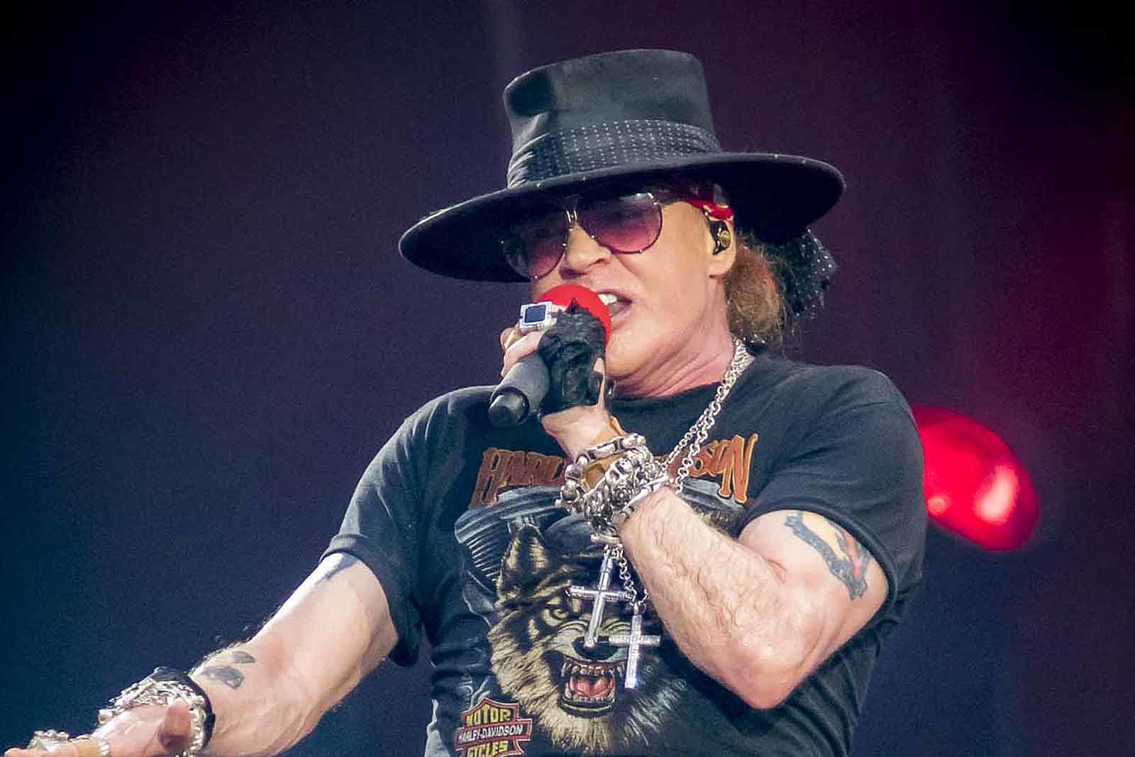 Guns N' Roses Announce New U.S. Tour Dates